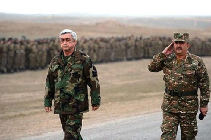 Sarkisyan general Movsesi çətin döyüşə göndərdi