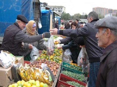 Sabah açılacaq Bakı satış yarmarkalarının SİYAHISI