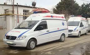 Şirvanda yol qəzası: iki yaralı