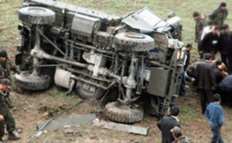 Füzulidə 21 erməni əsgəri yaralandı
