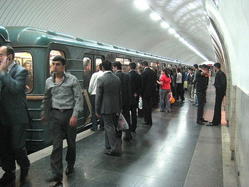 Azərbaycan-Rusiya oyununda Bakı Metrosu gec saatlaradək işləyəcək