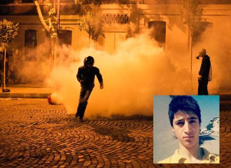Taksimdə ilk ölüm faktı
