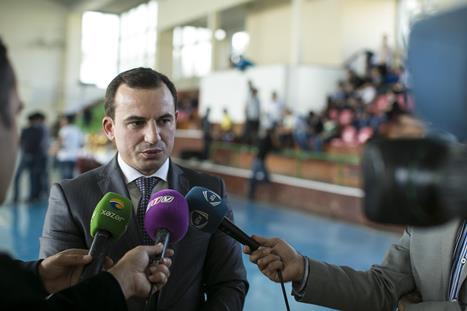 Kənan Məmmədov yeniden seçildi