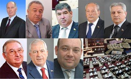 Azərbaycanın biznesmen deputatları - ARAŞDIRMA (FOTOLAR)