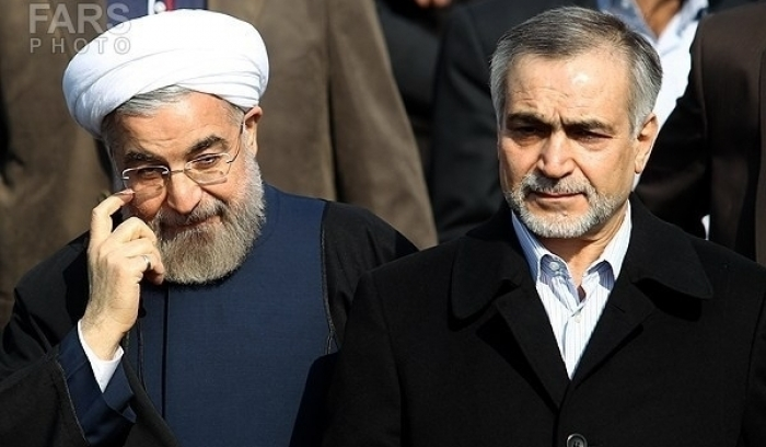 Iranian president's brother hospitalized on second day of detention