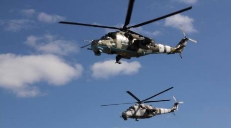 Ukraynada hərbi vertolyot vuruldu - 14 ölü