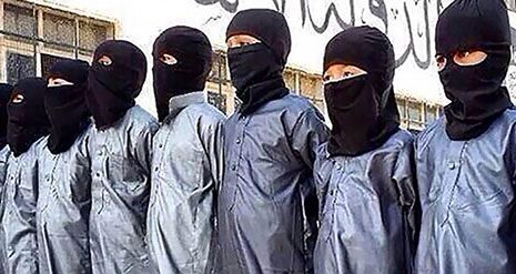 Brainwashed: ISIS is Training Kids To Be Terrorists - VIDEO