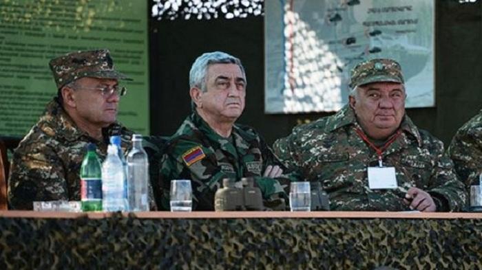 Sarkisyan Xaçaturovu separatçı ilə dəyişdi