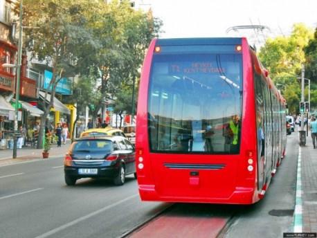 Bakı bulvarına tramvay çəkilir