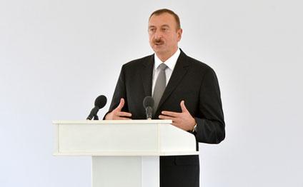 İlham Əliyev: `Azərbaycanda bütün azadlıqlar təmin olunur`(Yenilənib)