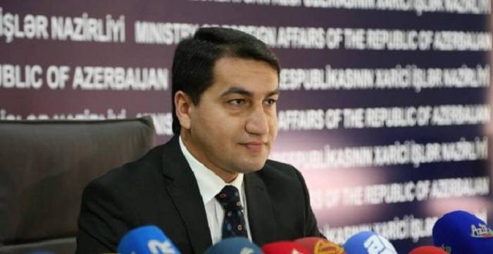 """""""Ermənistan kasetli bombalardan istifadə edir"""""""