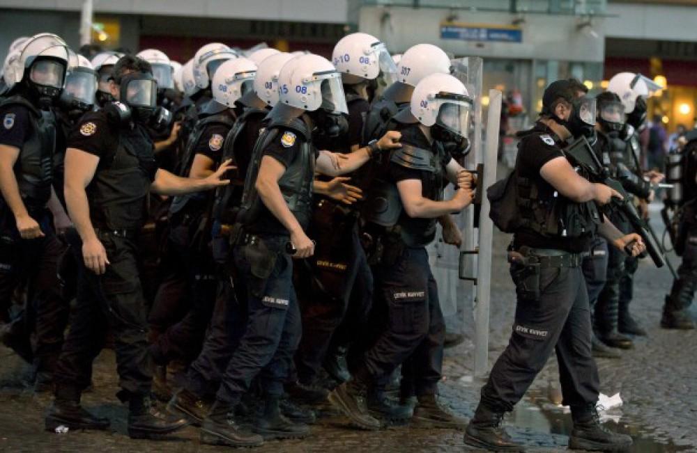 Türkiyədə jandarma rəisinin ölümündə şübhəli bilinən 14 nəfər saxlanılıb