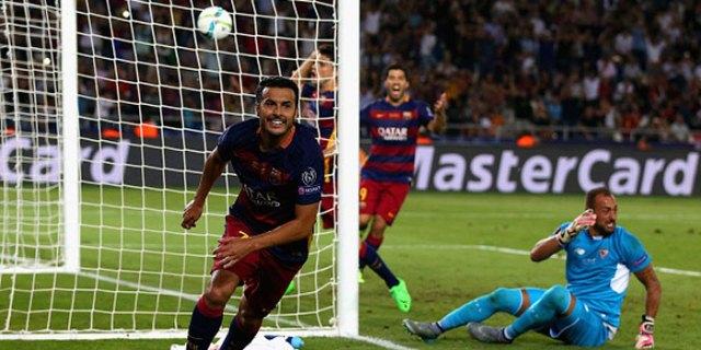 """""""Barselona"""" Avropanın ən güclüsü oldu"""