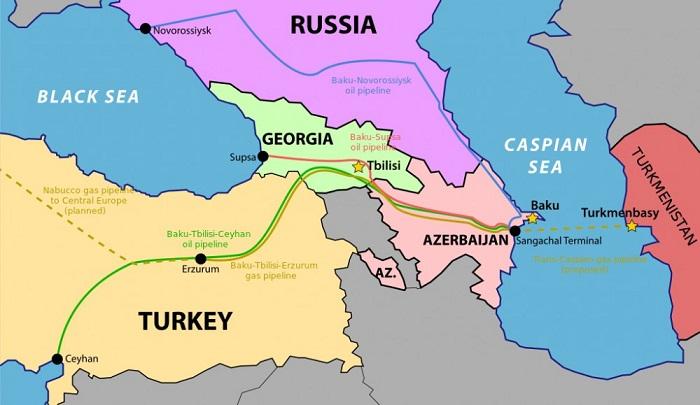 L`Azerbaïdjan restera le principal fournisseur de gaz de la Géorgie