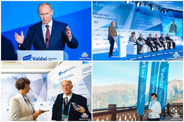La Russie et l`Azerbaïdjan doivent être le garant de la paix dans le Caucase du Sud