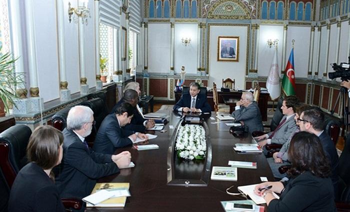 Azerbaijan, US discuss cooperation in scientific field