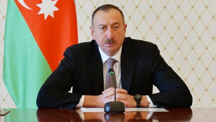 President Aliyev gathered ministers and businessmen