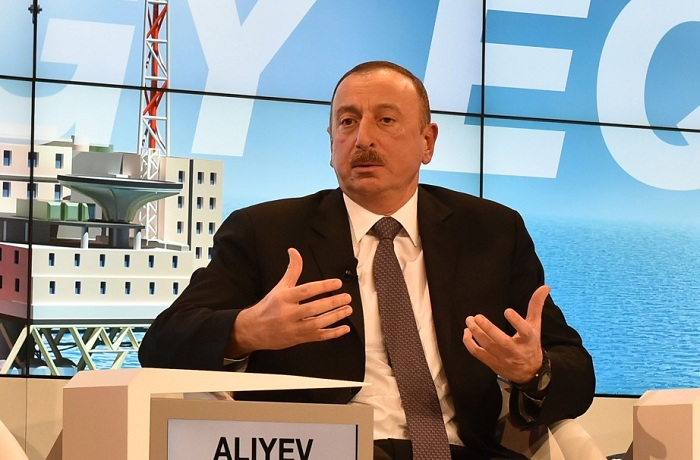 Ilham Aliyev to attend World Economic Forum to be held in Davos