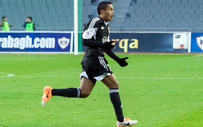 FC Qarabag midfielder Chumbinho returns to Atromitos