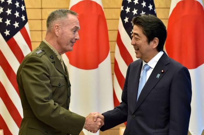 Les Etats-Unis défendront le Japon en cas d'attaque, affirme le plus haut gradé US