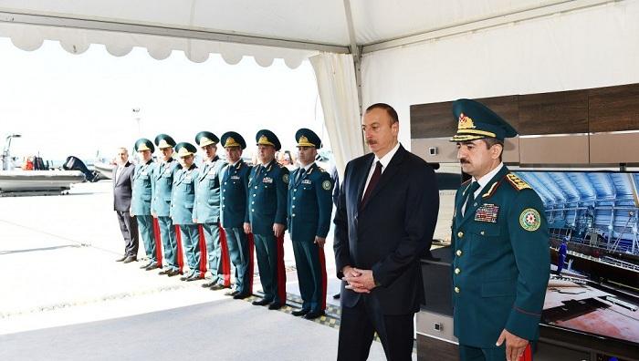 İlham Əliyev sərhədçiləri təltif etdi - Siyahı