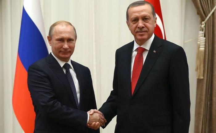 Ərdoğanla Putinin görüşü başladı: Nələr müzakirəyə çıxarılır?