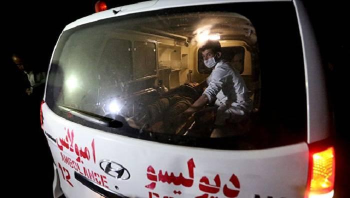 """""""Taliban"""" polislərə hücum edib, 14 nəfər ölüb"""