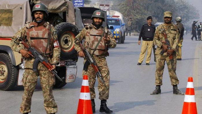 Pakistanda partlayış: 4 ölü, 13 yaralı