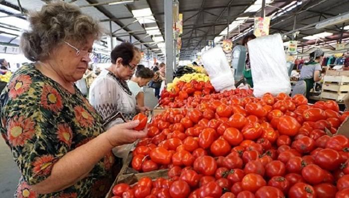 Rusiya Azərbaycan pomidoruna nəzarəti gücləndirir