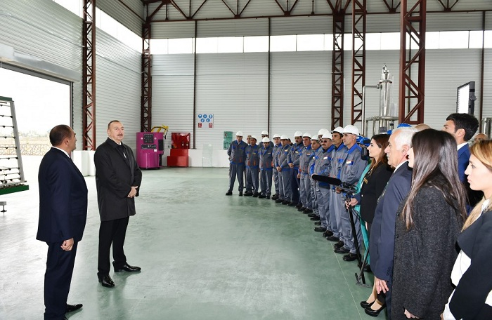 State support to entrepreneurs will continue - President Aliyev