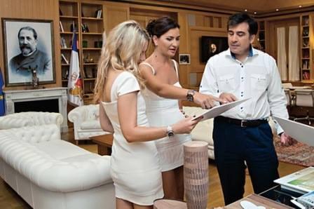 Saakaşvilinin seks qalmaqalı – Yeni Faktlar