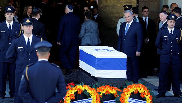 Şimon Peres bu gün dəfn olunacaq