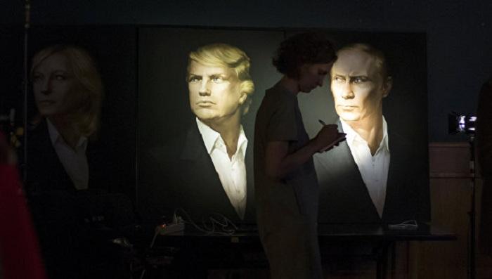`Putin və Tramp bir-birinə bənzəyir` - Peskov
