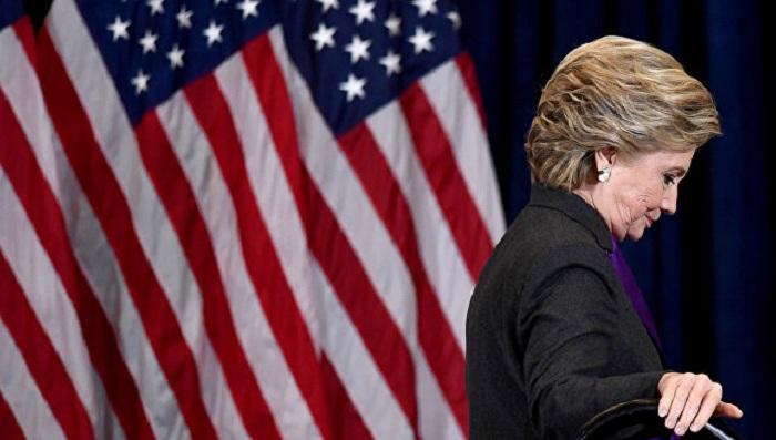 Klinton bir daha seçkilərə qatılmayacaq