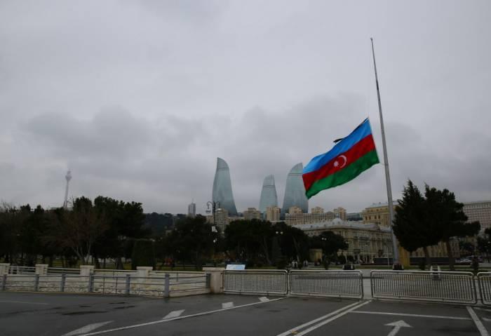 Minute de silence en l'honneur des martyrs
