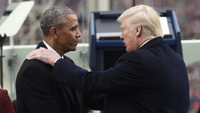 Obama ABŞ prezidentlərinin reytinqində 12-ci oldu