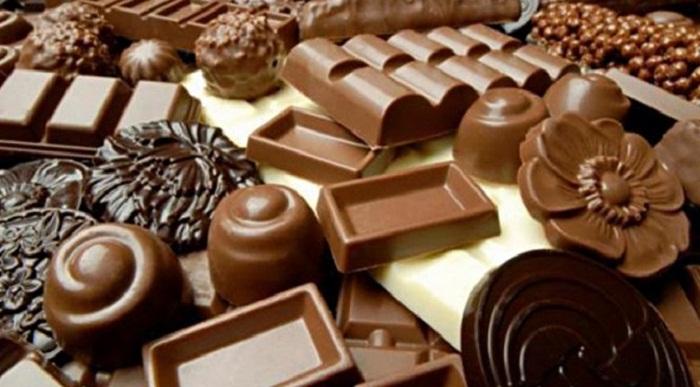 Almaniyada 44 ton şokolad oğurlanıb