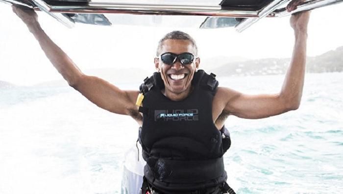 Obama Fransa prezidenti ola bilə