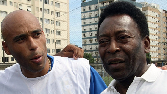 Brazil: Footballer Pele`s son Edinho in jail over drug trafficking charges