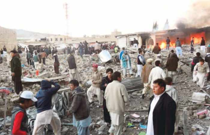 Pakistanda partlayış: 22 ölü, 100 yaralı