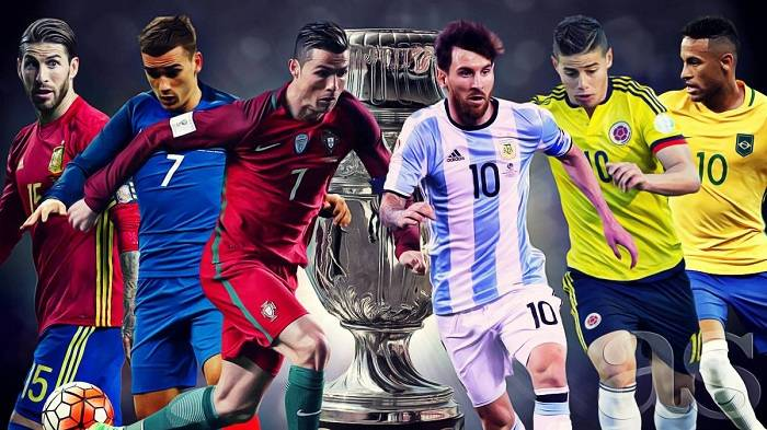 Dünyanın ən yaxşı futbolçusu adına namizədlər - SİYAHI