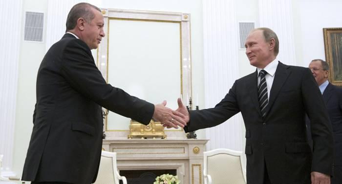 Ərdoğanla Putin görüşəcək