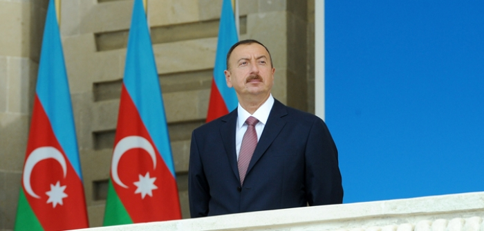 Azerbaijani president signs order on development of tea, rice and citrus fruits production