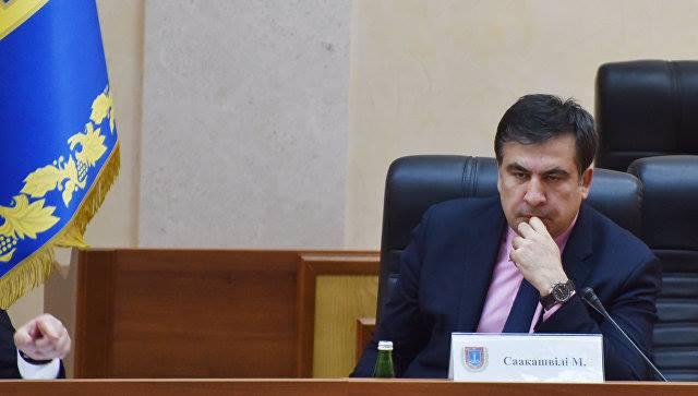 Saakaşvili vəzifəsindən istefa verdi – VİDEO