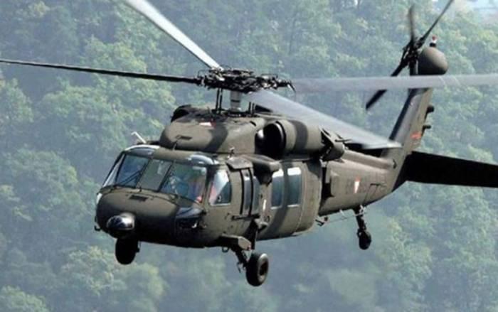 İki hərbi helikopter qəzaya uğradı: Ölənlər var (VİDEO)