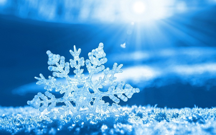 Physicists are trying to create the perfect snowflake