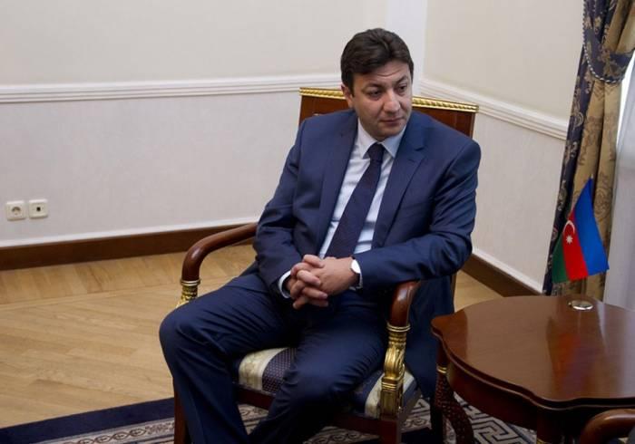 Ukrayna telekanalında Ermənistanın işğalçılığı pislənilib