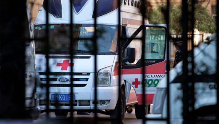 Çində 22 nəfər evdə yanaraq ölüb