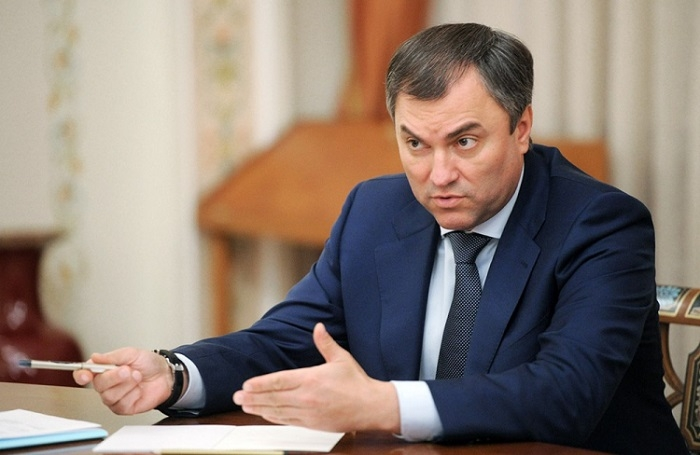 Speaker of the Russian State Duma offers to make Russian official language in Armenia