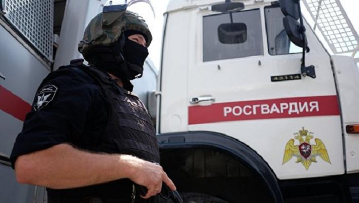 Çeçenistanda zabit 4 hərbçi yoldaşını qətlə yetirib